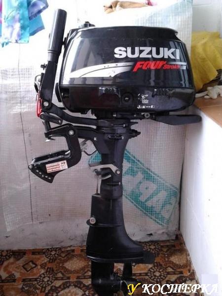 моторы лодочные suzuki. консервация