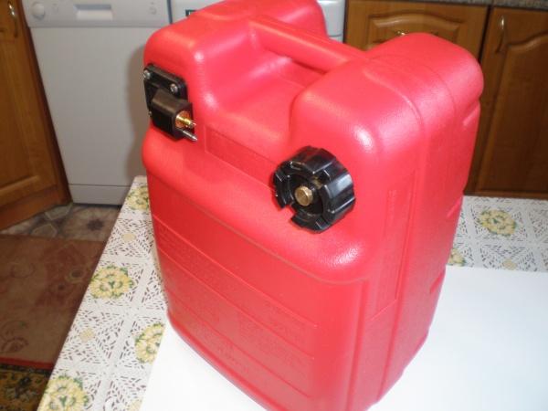 Бак топливный для лодочного мотора своими руками 12